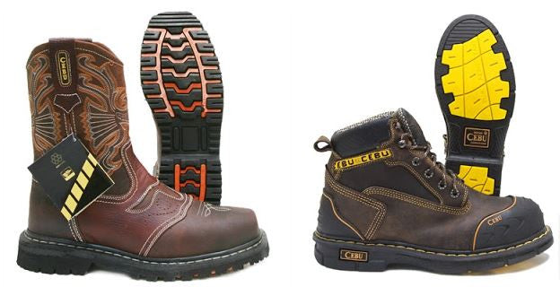 Introducing the Cebu Boots Collection