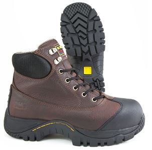 The History of Safety Toe Boots