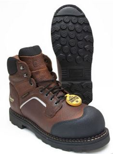 The Best Construction Work Boot – Coastal Boot