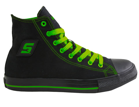 Snap-on Hot Rod Neon Green, Casual Athletic Footwear
