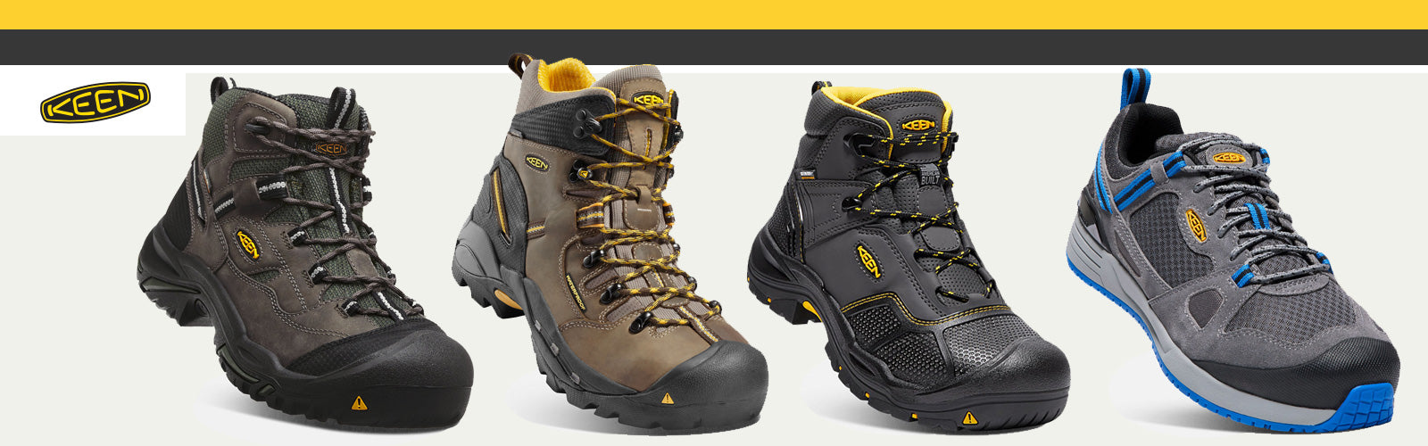 Keen Boots only at Coastal Boot