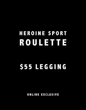 online exclusive // mystery legging