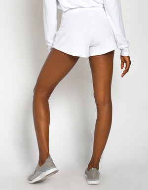 Leisure Shorts [ White ]
