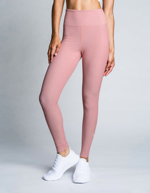 Revive Legging [ blush rib ]