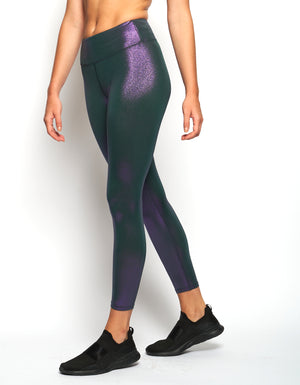 Marvel Legging [DARK ORCHID]