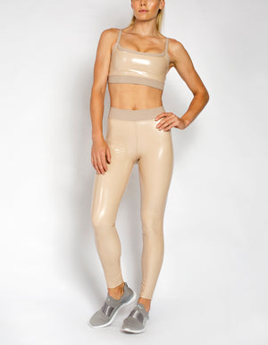 Downtown Legging [NUDE PATENT]