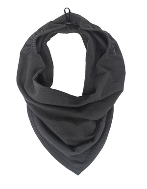 Scarf Face & The Tee [ GUNMETAL ]