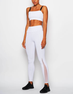 AFFINITY LEGGING [ WHITE ]