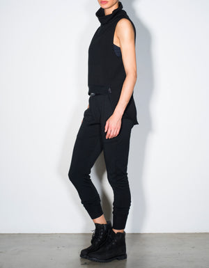 Off Duty Top [ black ]