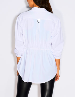 Girlfriend Top [ White ]