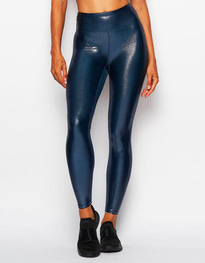 Marvel Legging [ CERULEAN BLUE ]