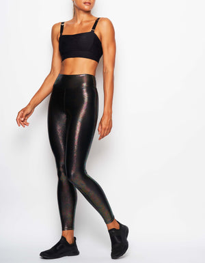 Marvel Legging [ SLICK BLACK ]