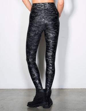 Icon Legging [ chrome camo ]