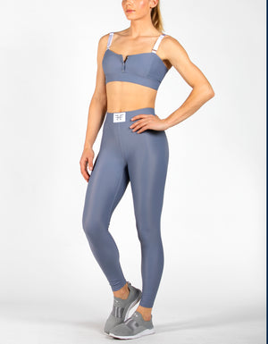 Icon Legging [STEEL BLUE]