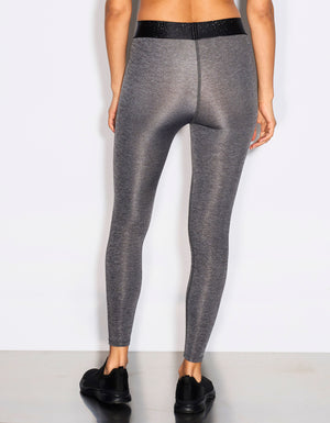 Twilight Legging [ Heather Metal ]
