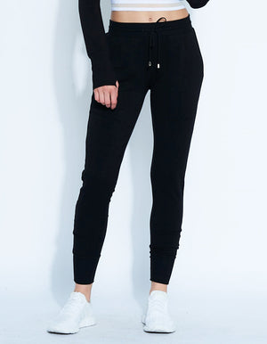 BREATHE SWEATPANTS [ BLACK ]