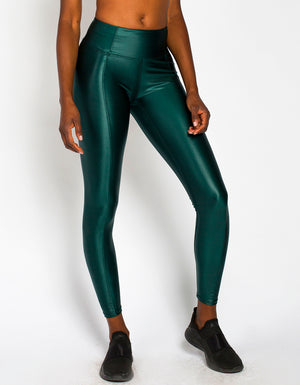 HAMPTON LEGGING [ EMERALD ]