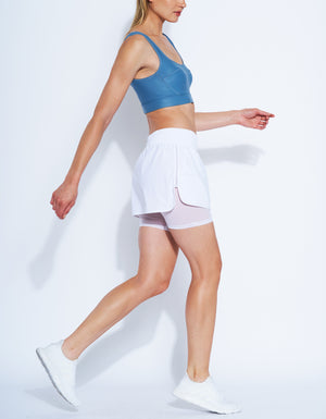 TRAINING SKIRT [ WHITE ]