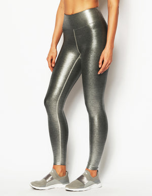 Marvel Legging [ BRUSHED PLATINUM ]