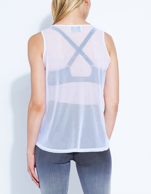 Breathe Tank [ WHITE ]