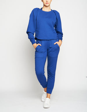 POWER SWEATSHIRT [ Cobalt ]