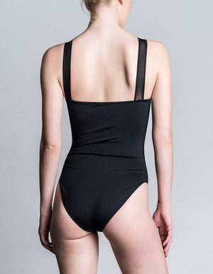 racing bodysuit [ black ]