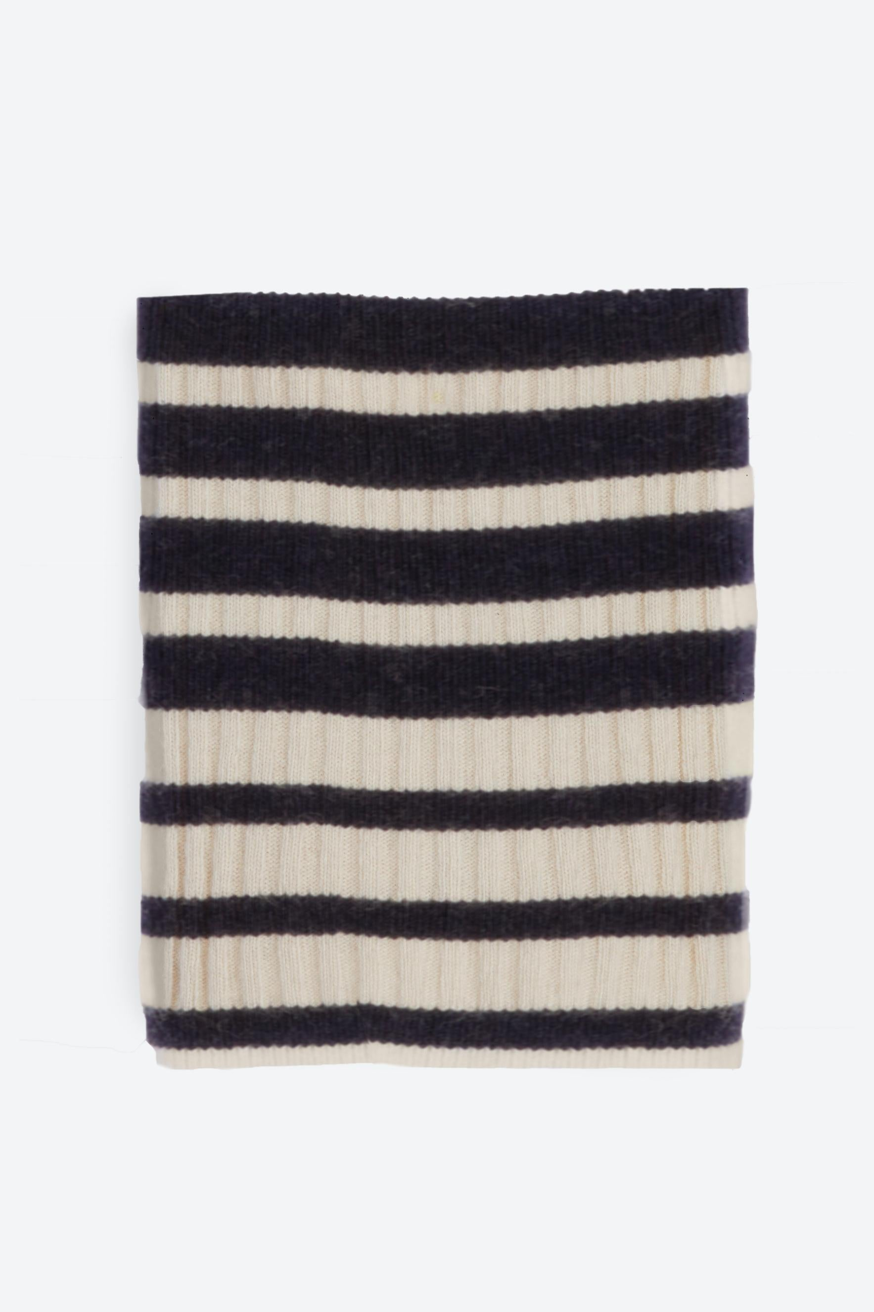 BALTHAZAR | Stripe Navy / Ivory
