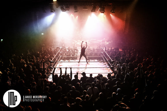 The Rock n Roll Wrestling Bash Tickets