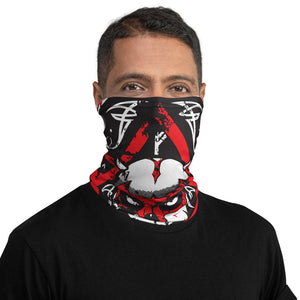 "Warrior Scarf ""Hexagram"" /Unisex Face Mask - Nasen Mund Schutz"