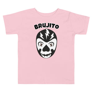 "The Rock n Roll Wrestling Kids ""Brujito"" Toddler Short Sleeve Tee"