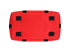 Pasta /Sandwich & Drink Holder (Red)