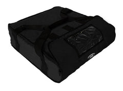 "16""-18"" Large Pizza Delivery Hot Bag (Black)"