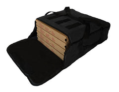 "16""-18"" Monster Pizza Delivery Hot Bag (Black)"