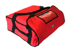 "16""-18"" Monster Pizza Delivery Hot Bag (Red)"