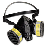 Protection Respiratoire Demi-masque a cartouche réutilisable North by honeywell serie 7700