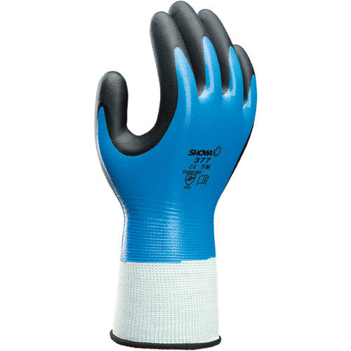 Gants de protection enduit de nitrile Best Showa 377