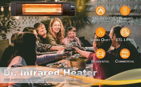 Patio Heater DR-238