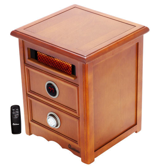 Dr. Infrared Heater DR-999 Nightstand Heater