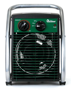 Dr. Infrared Heater DR-218 Greenhouse Garage Workshop Heater, 1500W/3000W