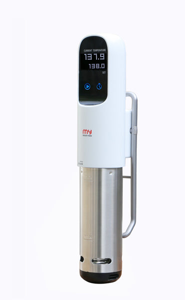 My Sous Vide Immersion Cooker