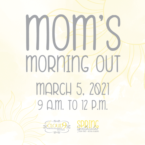 Mom's Morning Out During Bank Street Spring Spectacular
