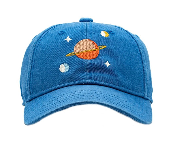 Kids Outer Space on Weathered Red Hat