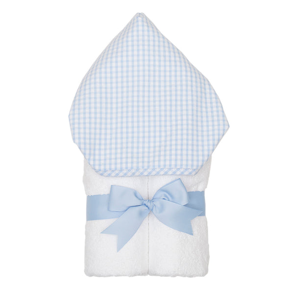 Blue Check Everykid Towel