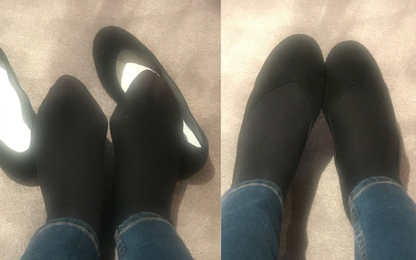 customer review of calla shoes for bunions charlotte flats
