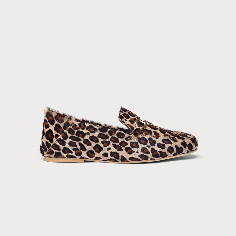 Beatrice - Leopard Leather