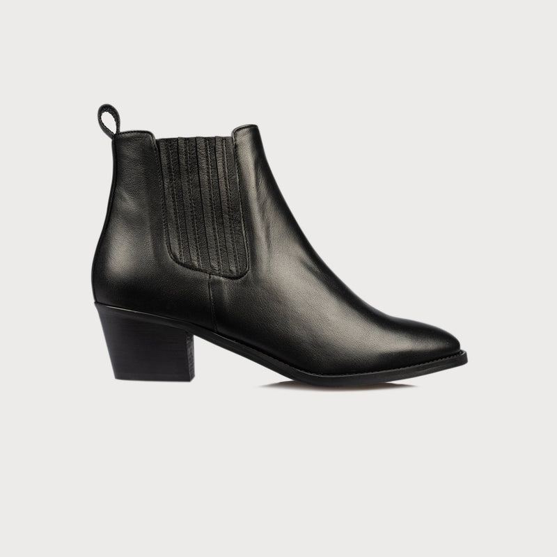 comfortable black boots bunions wide feet stylish