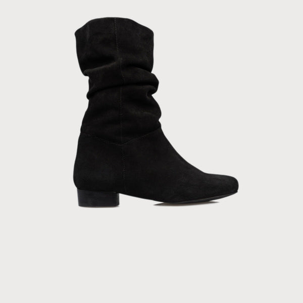 black suede boots bunions stylish comfortable