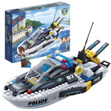 Load image into Gallery viewer, Water Police Speedboat