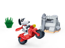 Load image into Gallery viewer, Snoopy Motorbike Stunt Marvel
