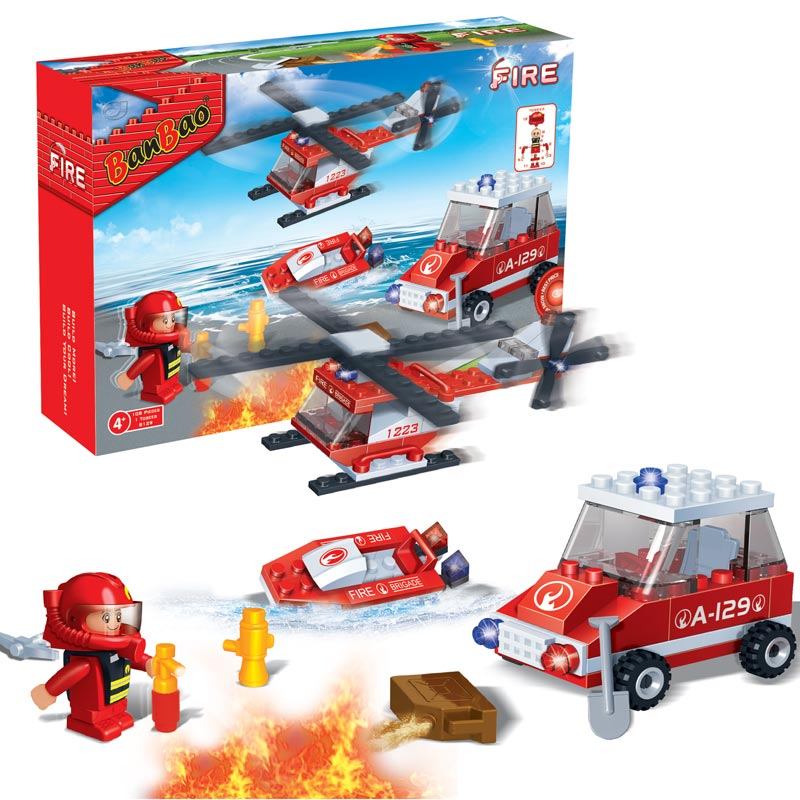 Fire Rescue Fighter
